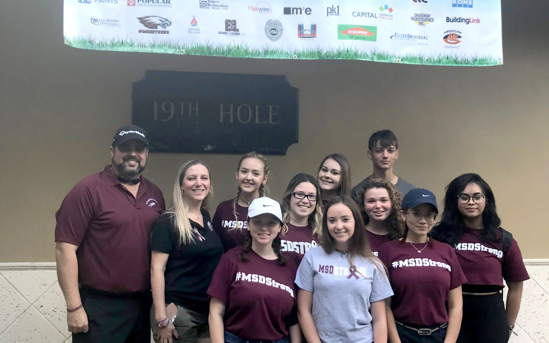 Making a difference after the tragedy at Marjory Stoneman Douglas High School