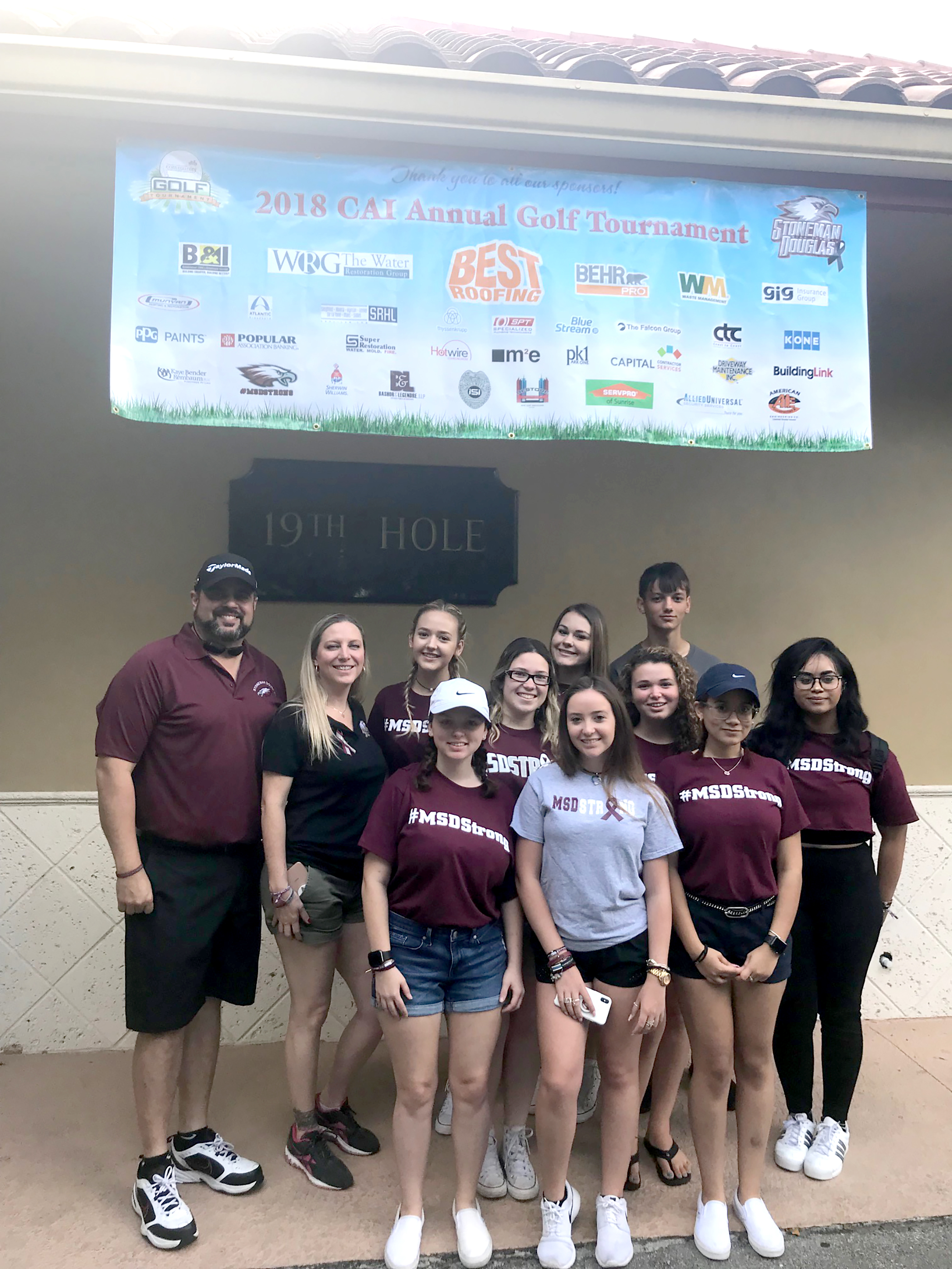 Making a difference after the tragedy at Marjory Stoneman Douglas