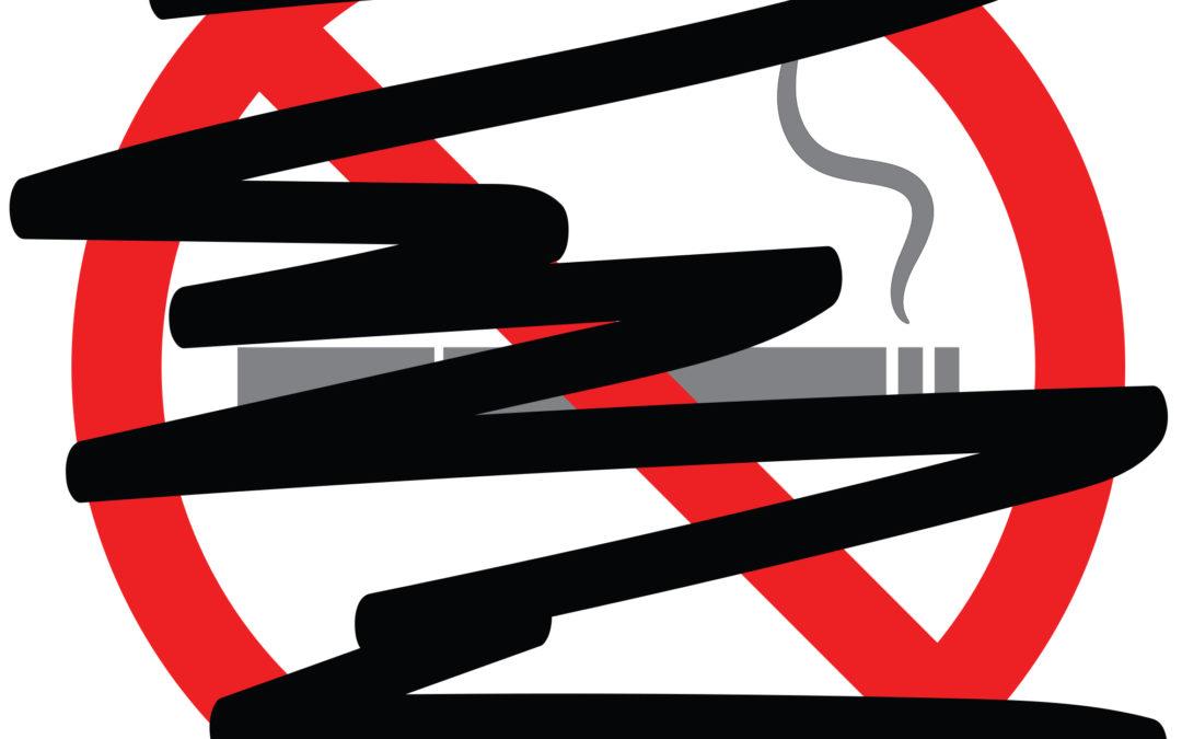 Smoking Ban Goes Up In … Smoke