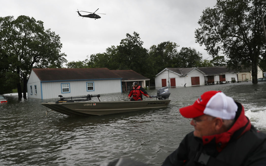 Hurricane Harvey: Many Texans' lives still far from normal one year later