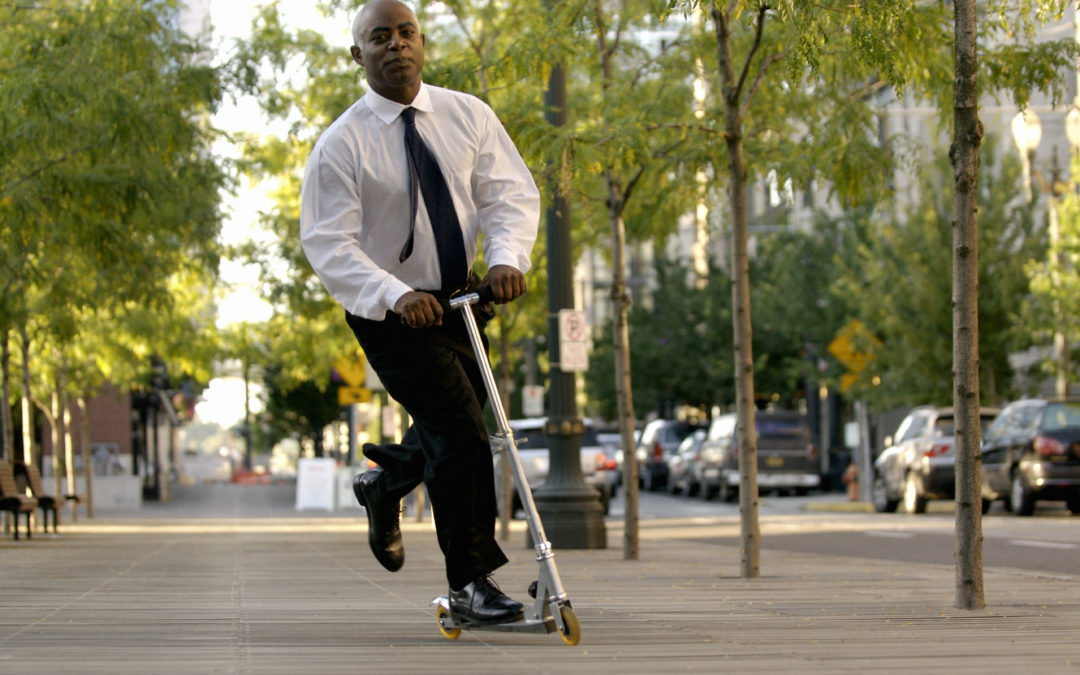 Electric scooters: Is the newest commuting solution bringing chaos to community associations?
