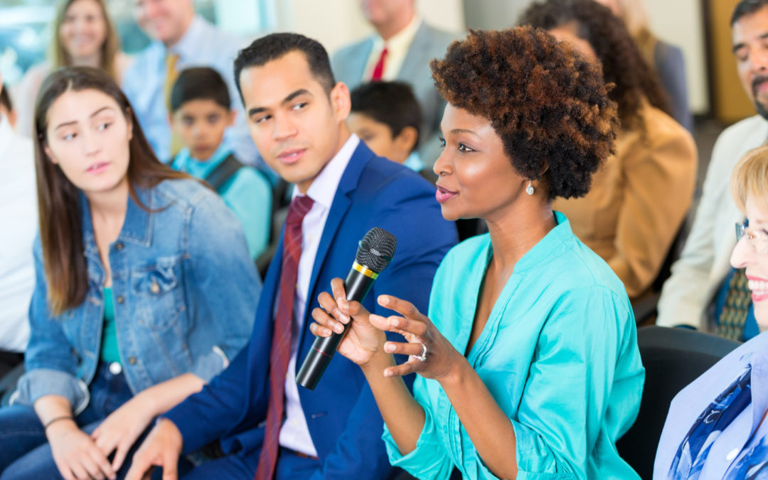 Seven ways to be heard at your next condo or HOA meeting