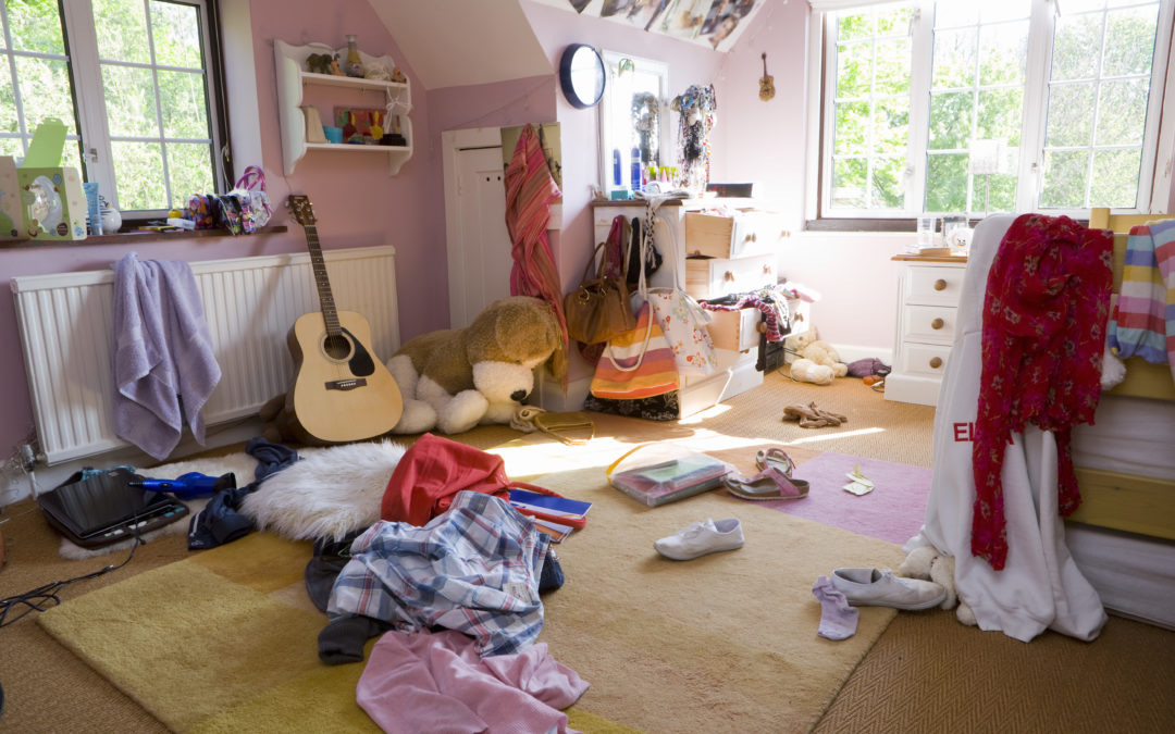 Clean that clutter! Six steps to a mess-free home