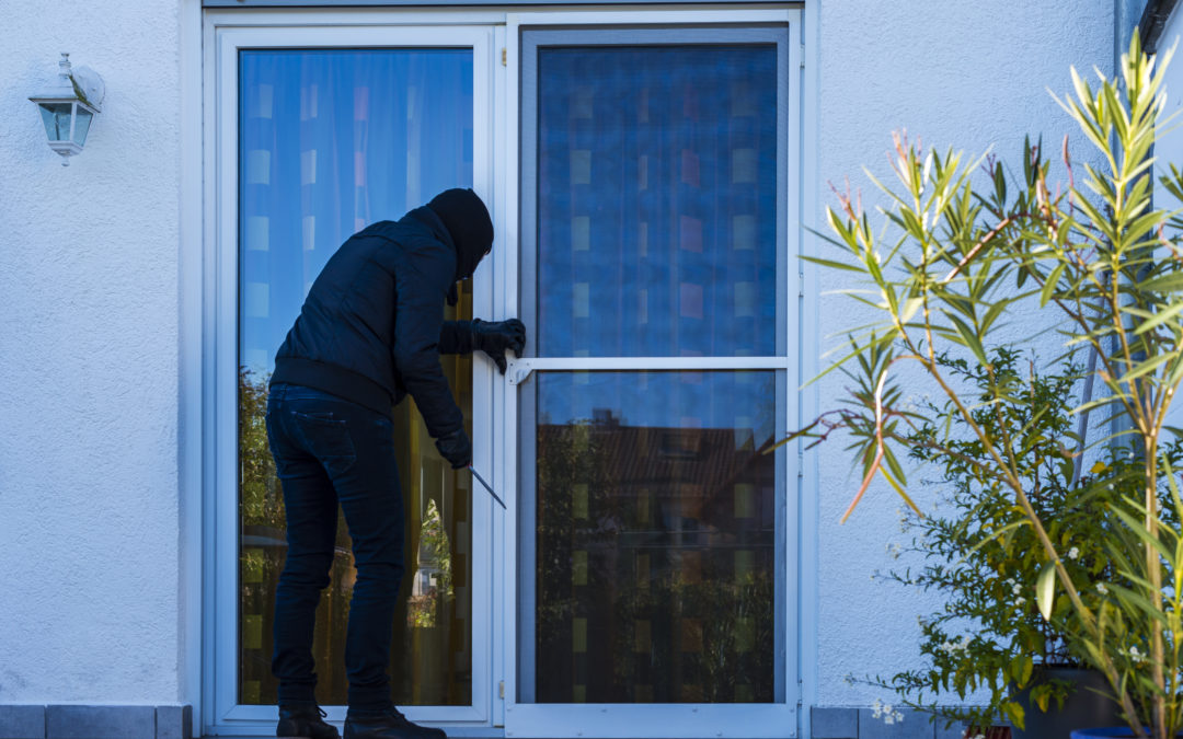 On the lookout: Tips to prevent burglaries at home